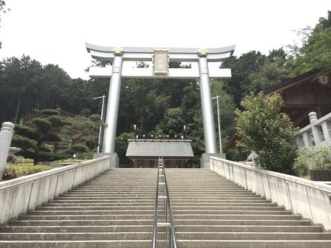 飯盛神社中宮